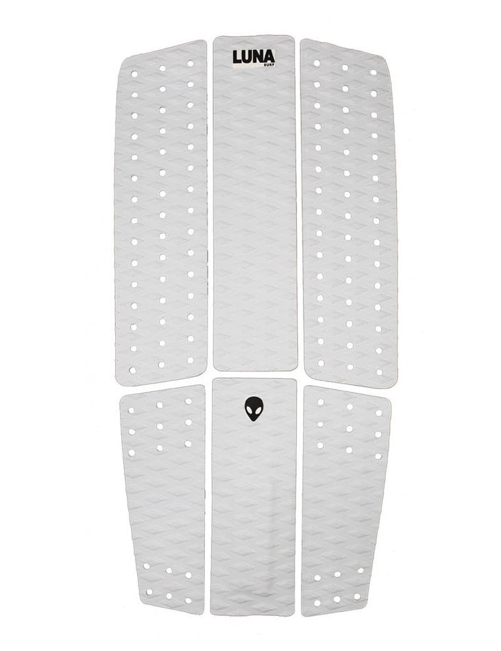white traction pad surf front pad